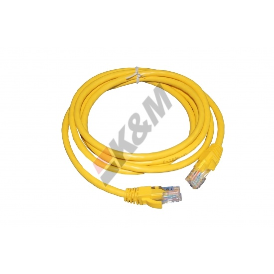 UTP PATCH CORD – CAT.6  1M